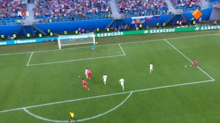 Nos Sport Confederations Cup - Rusland - Portugal