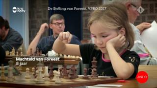 Een bijzondere schaakfamilie met zes kinderen