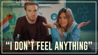 Drugslab AFL. 40 | Bastiaan wordt emotieloos na inname Diazepam