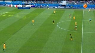 Nos Sport Confederations Cup - Kameroen - Australië