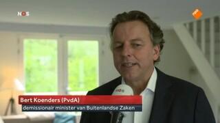 NOS Journaal 13.00 uur (Nederland 2) NOS Journaal ivm vrijlating Bolt en Follender