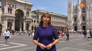 NOS Koningspaar in Italië