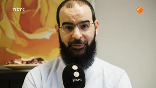 Danny sprak Abelhamid Taheri van de As-Soennah moskee