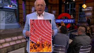 NOS Studio Sportzomer: London Late Night