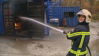 Brandweeropleiding