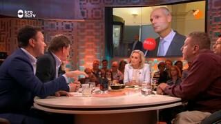 Rob Scholte, Sander van de Pavert, Joost Vullings en Xander van der Wulp