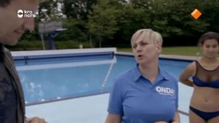 Kan Klaas 150 meter onder water zwemmen zonder zuurstof?