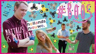 MATTHIJS WIL DE HELE BENDE IN DE BRAND STEKEN EN HOLLANDS NIEUWE IS STOUT GEWEEST | #BOOS AFL. 47