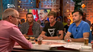 Gert Verhulst, Dorian van Rijsselberghe, Kiran Badloe, Jean-Pierre Geelen.