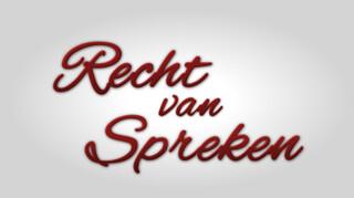 Recht van Spreken In memoriam Hannie van Leeuwen