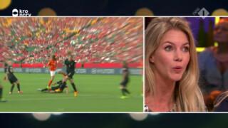 Met Anouk Hoogendijk, Carolien Borgers en Annemarie Postma bespreken we het EK vrouwenvoetbal