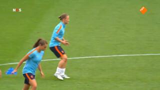 EK Vrouwenvoetbal in Nederland