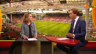 Nos Ek Vrouwenvoetbal - Wedstrijdanalyse