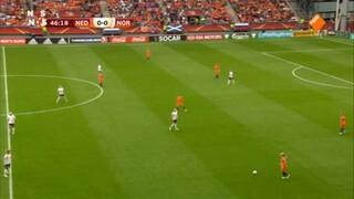 NOS EK vrouwenvoetbal Nederland - Noorwegen tweede helft en nabeschouwing