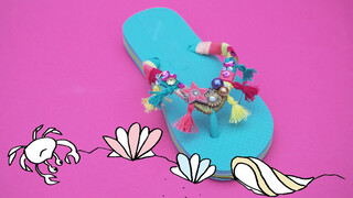 Tropical Slipper - Summer DIY | Jill