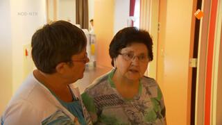 Zorg voor demente ouderen schiet te kort