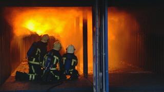 Brandweertraining