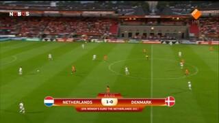NOS EK vrouwenvoetbal NOS EK vrouwenvoetbal voorbeschouwing Nederland België