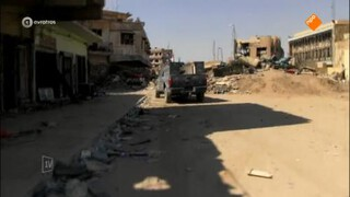 Met Zaid terug naar verwoest Mosul