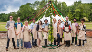 The Great British Bake Off - Deegpakketjes