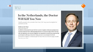 SGP-campagne in VS tegen euthanasie