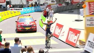 Van Vleuten wint La Course