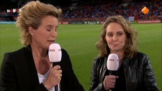 Nos Ek Vrouwenvoetbal - Nos Ek Vrouwenvoetbal Wedstrijdanalyse