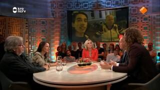 Kees van der Staaij, Maarten van Rossem, Annemiek van Vleuten, Lucas Hamming