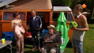 Bij Ron op de Camping De speurtocht
