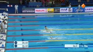 NOS Sport: WK Zwemmen