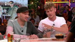 DJ-duo Arjen Lubach en Sacha Harland gaat als een speer