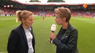Nos Ek Vrouwenvoetbal - Nos Ek Vrouwenvoetbal Nederland - Zweden Voorbeschouwing En 1ste Helft