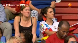 Nos Ek Vrouwenvoetbal - Engeland - Frankrijk Voorbeschouwing En 1ste Helft