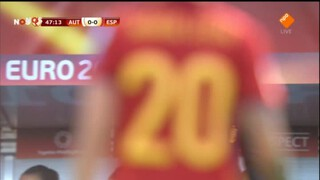 NOS EK vrouwenvoetbal verlenging Spanje - Oostenrijk