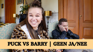 Challenge Puck vs Barry | Geen Ja/Nee
