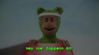 Zappelin Go karaoke clip