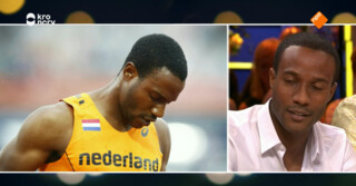 Churandy Martina en Gregory Sedoc over Martina's blessure en het WK Atletiek