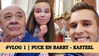 #VLOG 1 | Puck en Barry in het kasteel