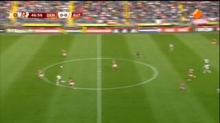 Denemarken - Oostenrijk