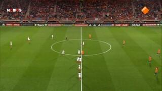 Nos Ek Vrouwenvoetbal - Nederland - Denemarken