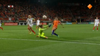 Oranje naar EK finale: de doelpunten