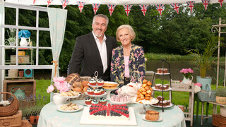 The Great British Bake Off Taart