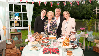 The Great British Bake Off Brood