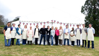 The Great British Bake Off De finale