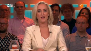 Vera Pauw, Daphne Koster, Nynke de Jong, Tijs van den Brink