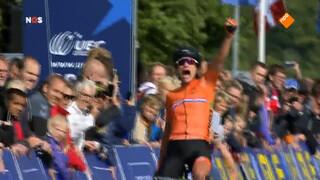 Vos verovert Europese titel in Denemarken