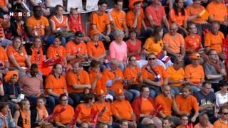 NOS EK vrouwenvoetbal Nederland - Denemarken