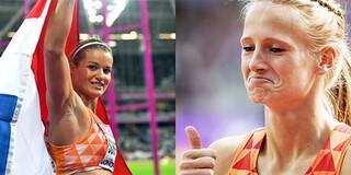 Brons voor Schippers en Vetter op WK Atletiek
