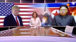 Oorlogsretoriek Noord-Korea en VS