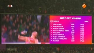 NOS Sport NOS Sport: WK Atletiek